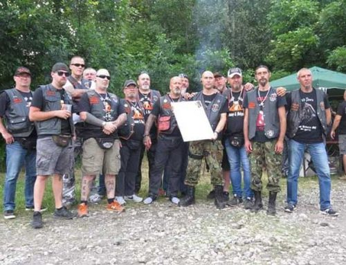 10th Birthday of Night Riders MC, Chapter Bulgaria